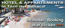 Hotels in Torri del Benaco am Gardasee