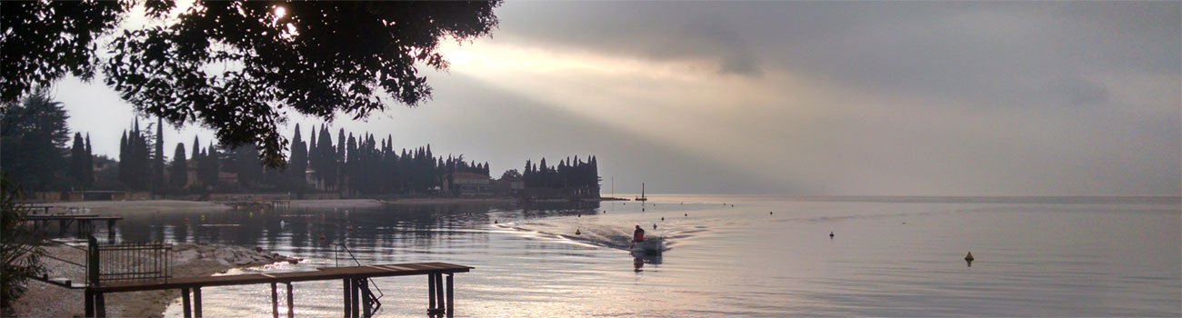 Webcam Torri del Benaco am Gardasee